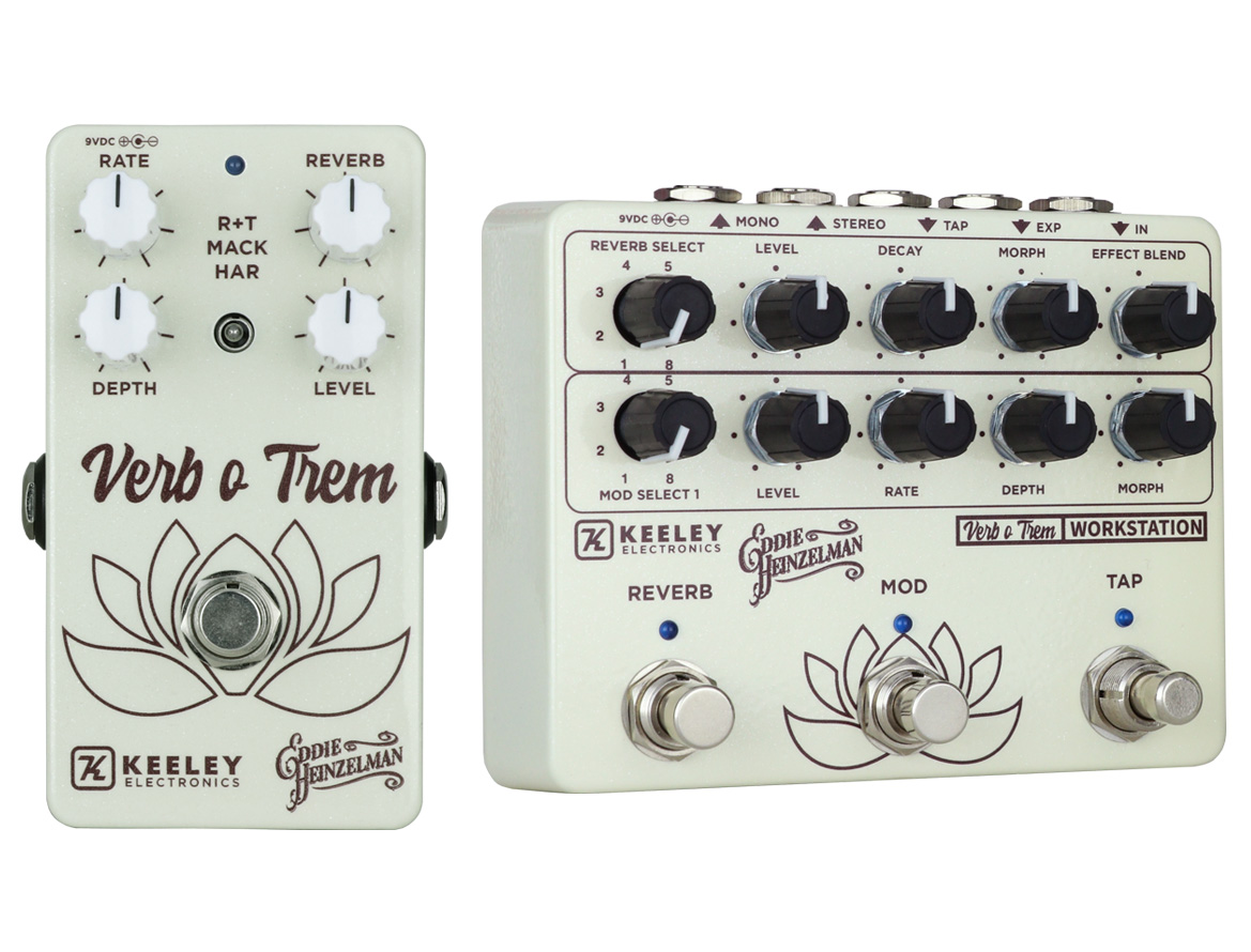 Keeley Electronics Eddie Heinzelman Verb O Trem and Workstation.jpg