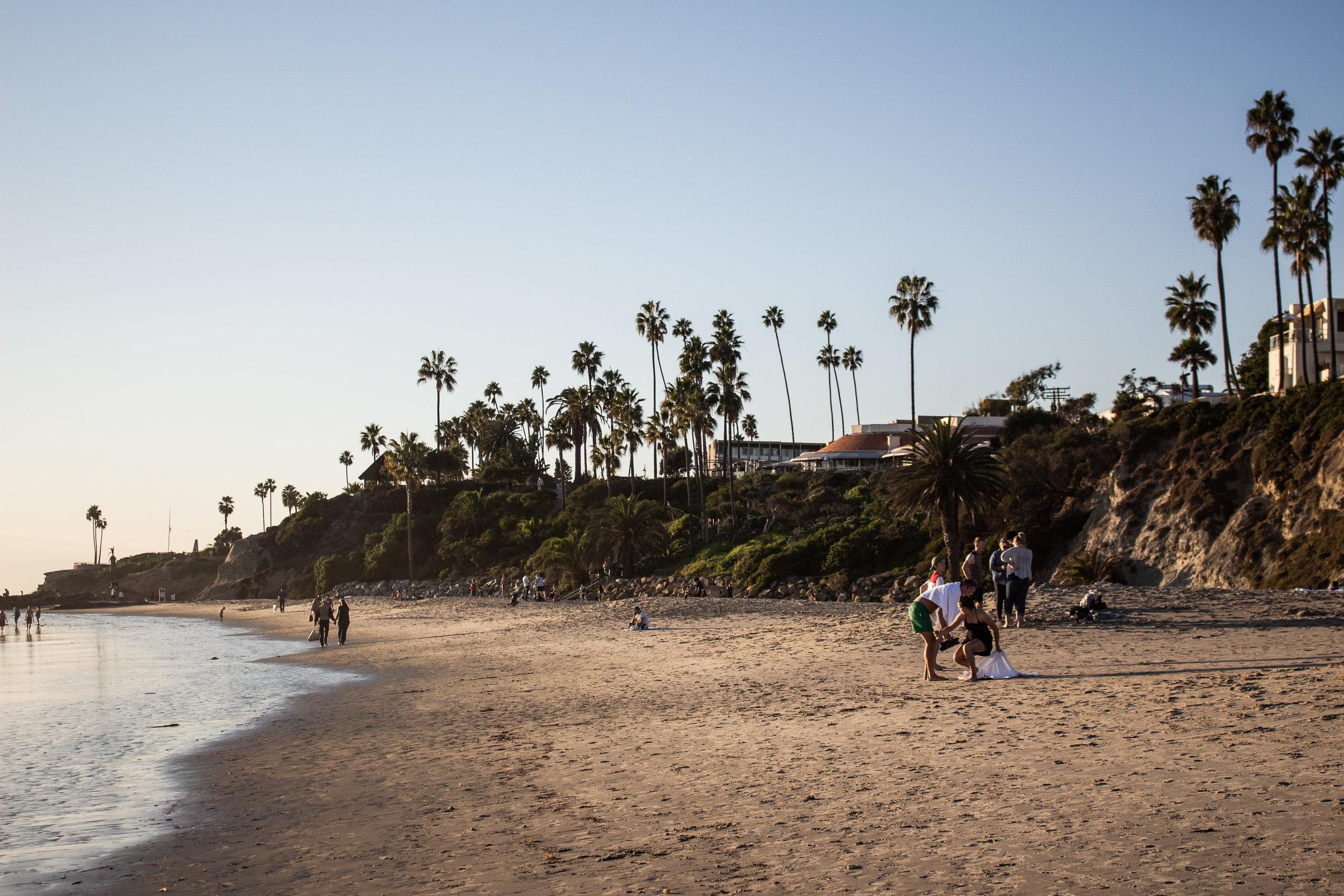 Laguna Beach, CA Nov. 2018