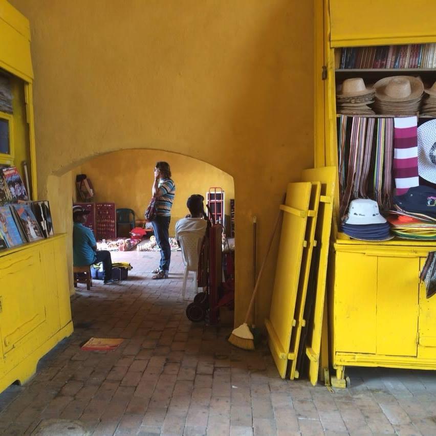 Reloj del Toro - Located in the