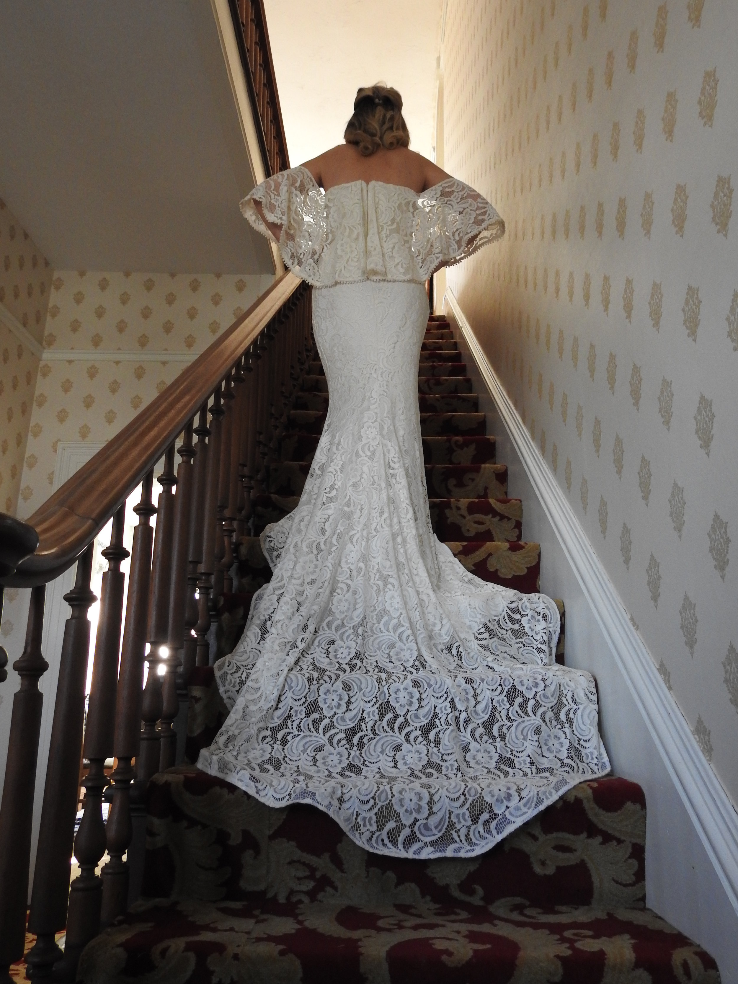 Georgette Gown -