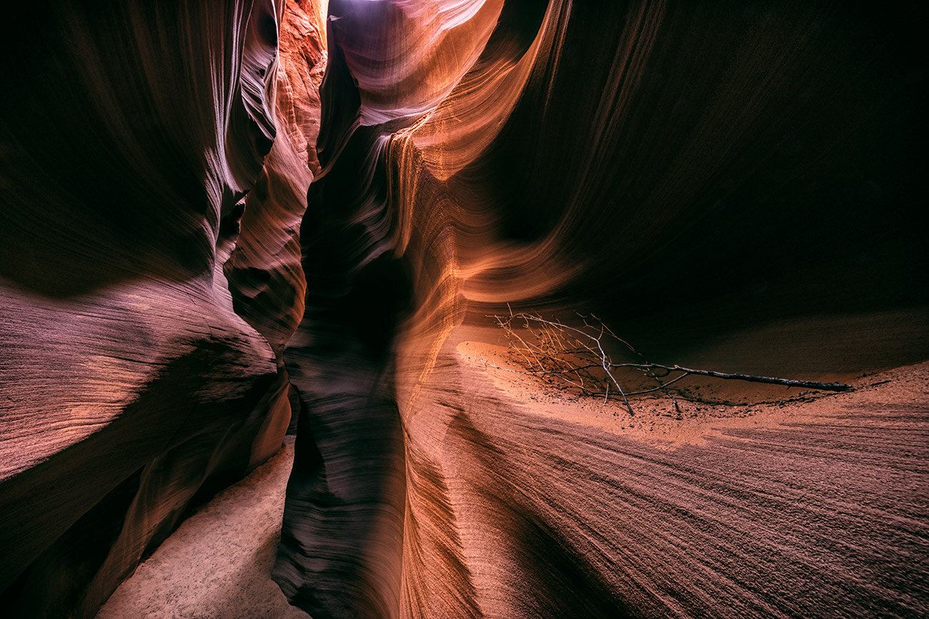 Experience the Spectacular   Secret Antelope  Canyon Tours &  Horseshoe Bend Overlook    RESERVE YOUR TOUR