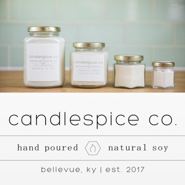 Candle spice co WestSide Market Cincy