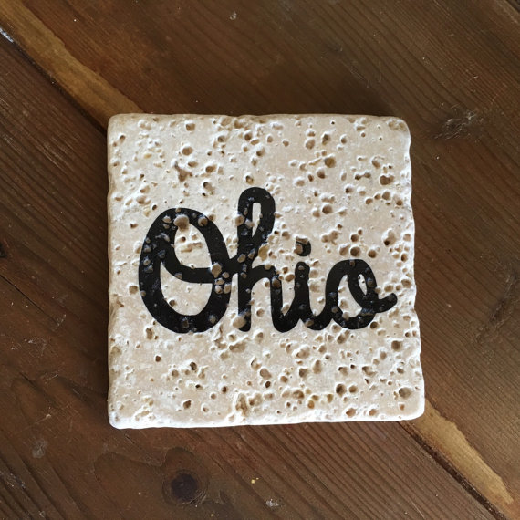 MILLI AND MOO - Sarah's handmade coasters are like no other because of the chemistry knowledge and the additional research she's put in to make sure they're the best. Since she loves a good challenge, custom orders are always welcomed!