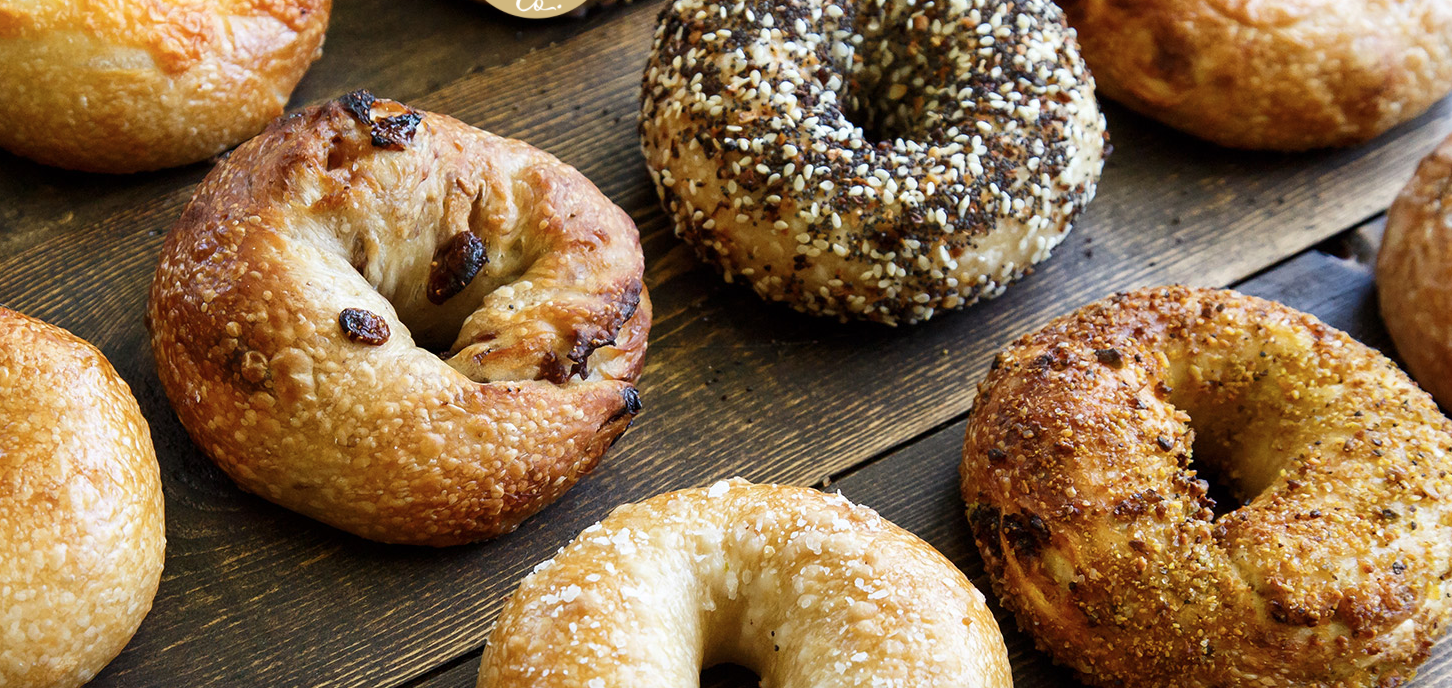 FIVE ONE THREE BAGEL - Beautiful and unique handcrafted bagels