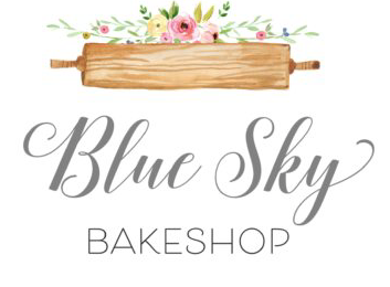 BLUE SKY BAKESHOP - Royal Icing Custom Cookies & Cakes