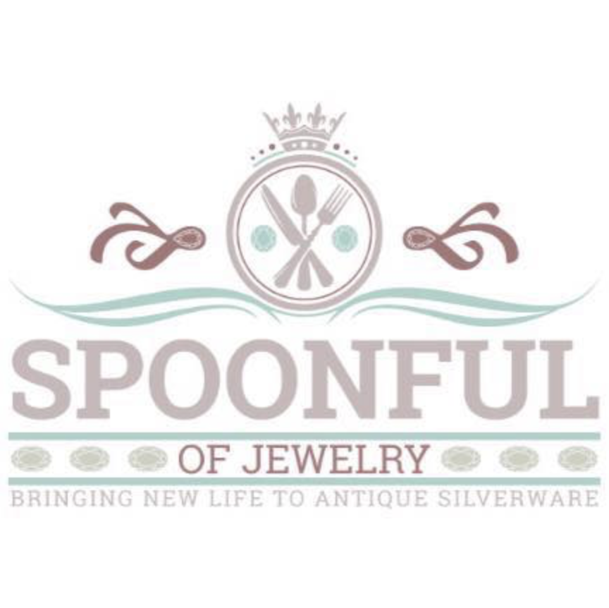 SPOONFUL OF JEWELRY - I was inspired to learn the craft of spoon rings after running across the Oneida's 1923 Birds of Paradise design. Creating these pieces has turned into a stress relieving past time for me. I enjoy the challenge each new design presents me with and am constantly trying new things out in the workshop.