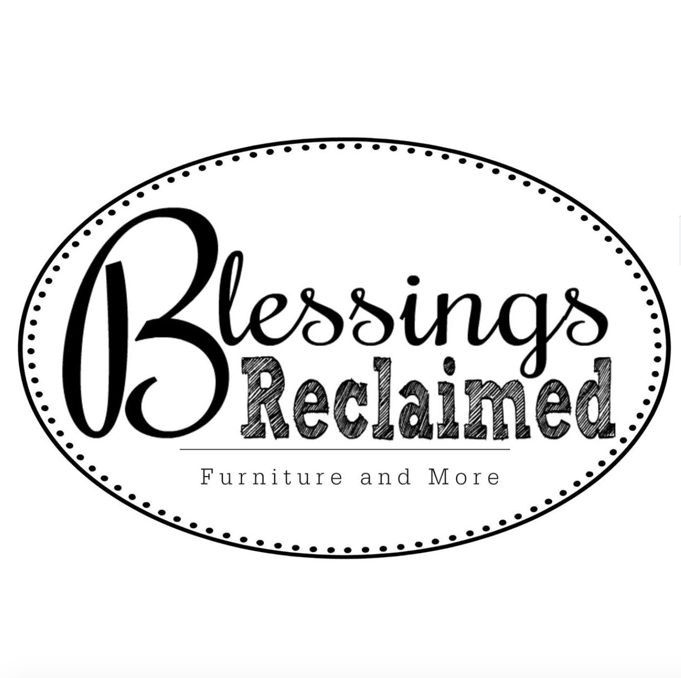 BLESSINGS RECLAIMED - We're Kim and Jenna, we have a vision to create beautiful pieces of furniture and home decor from reclaimed items!