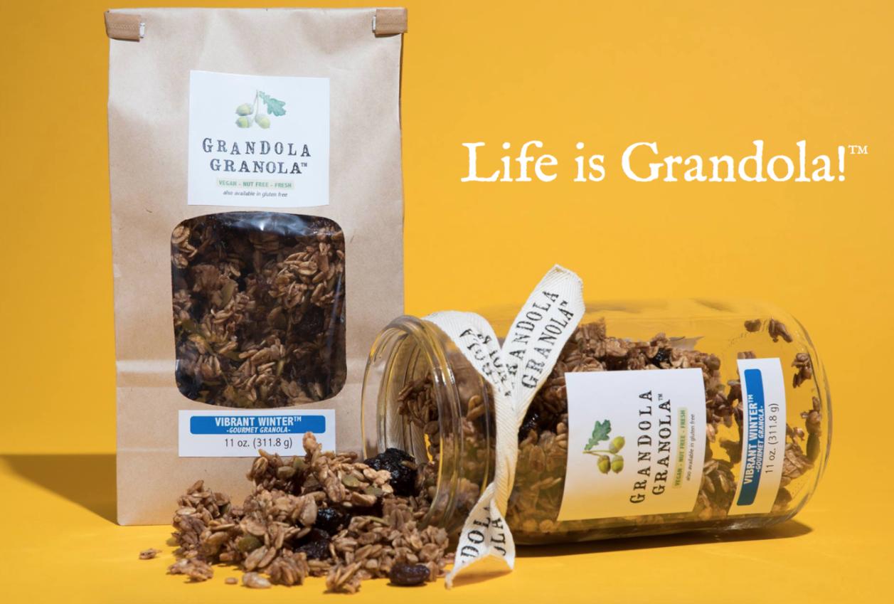 Gourmet Granola - Grandola Granola