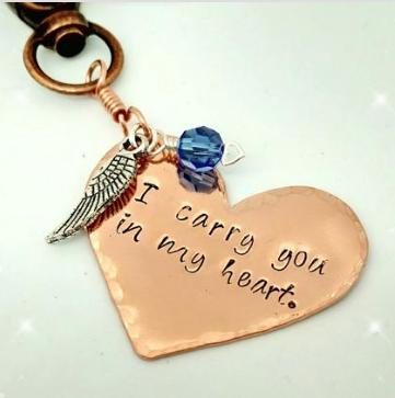 Personalized Jewelry - beccasblues
