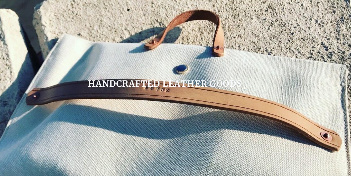 Handmade Leather Goods - el VAGABUNDO BROOKLYN