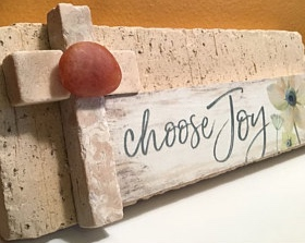 Handcrafted Crosses - Crosses by Crissy Hope