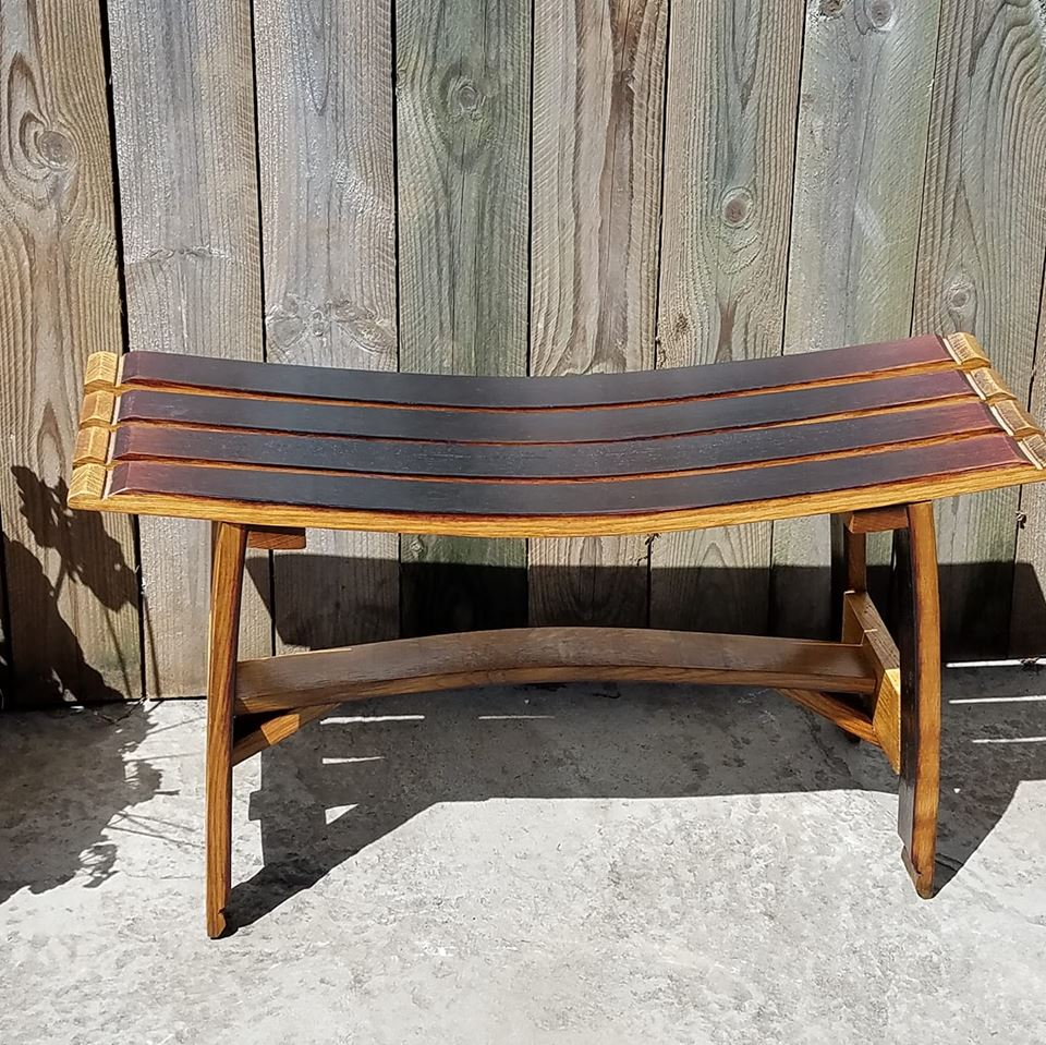 Handmade Furniture - Erick's Wood-n-Barrel - DOUBLE