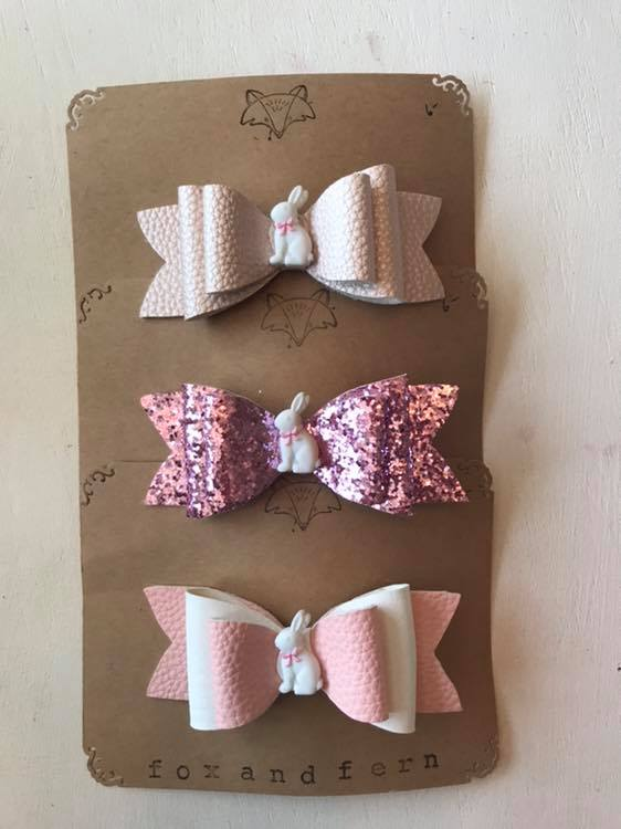 Children's Bows and Bow Ties - Fox & Fern