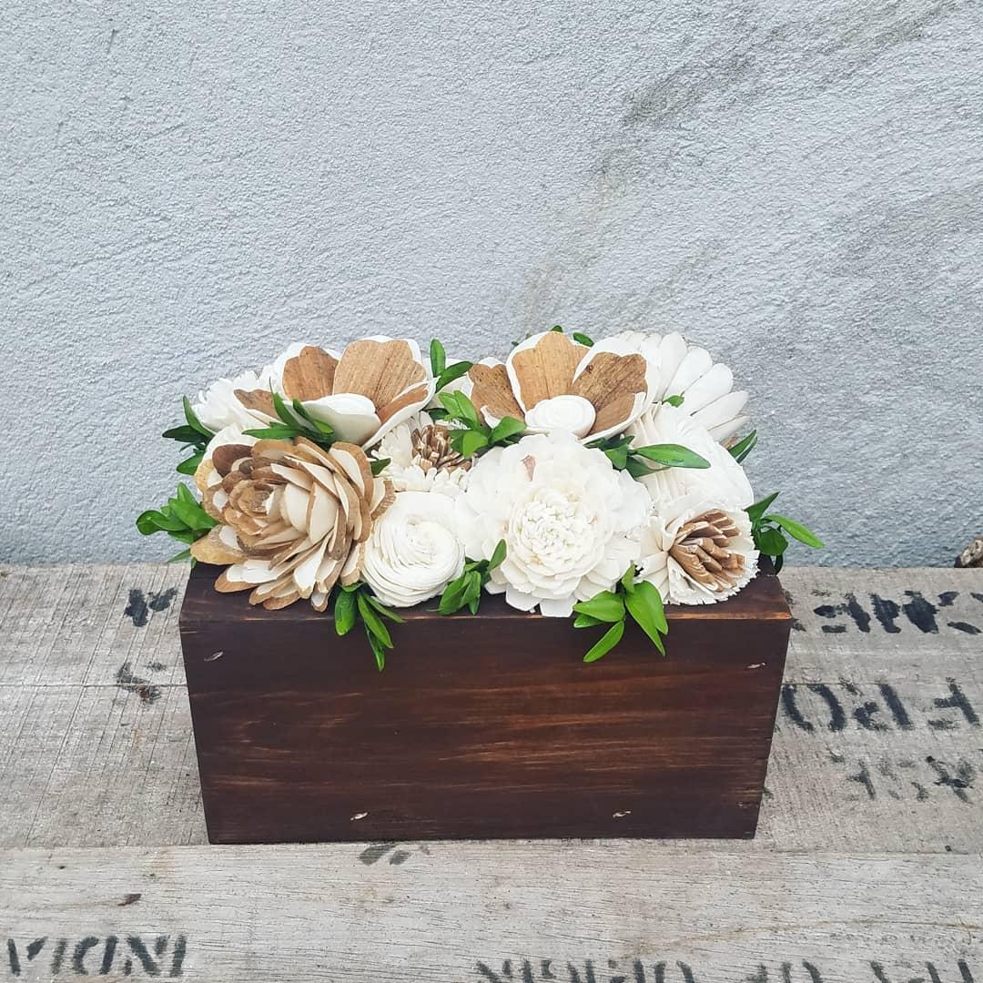 Flower Arrangements - SolaRustic Designs