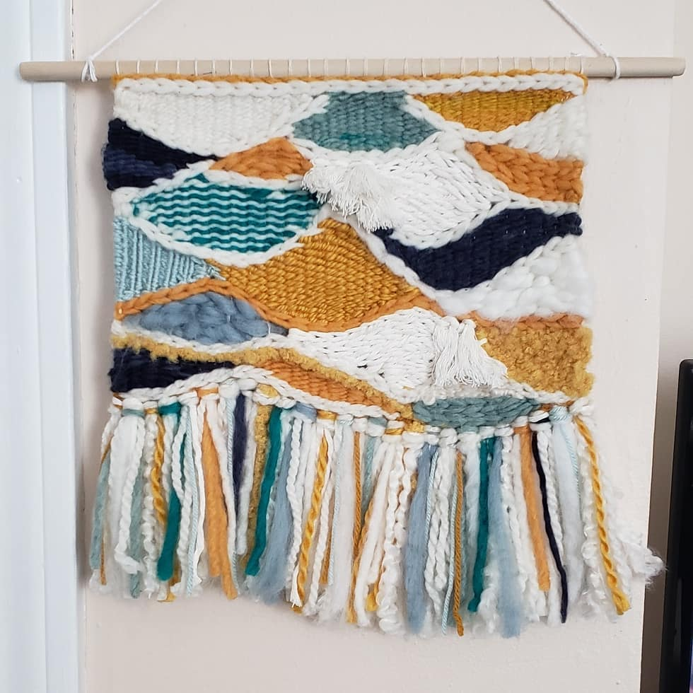 Woven Home Decor - twine and fire