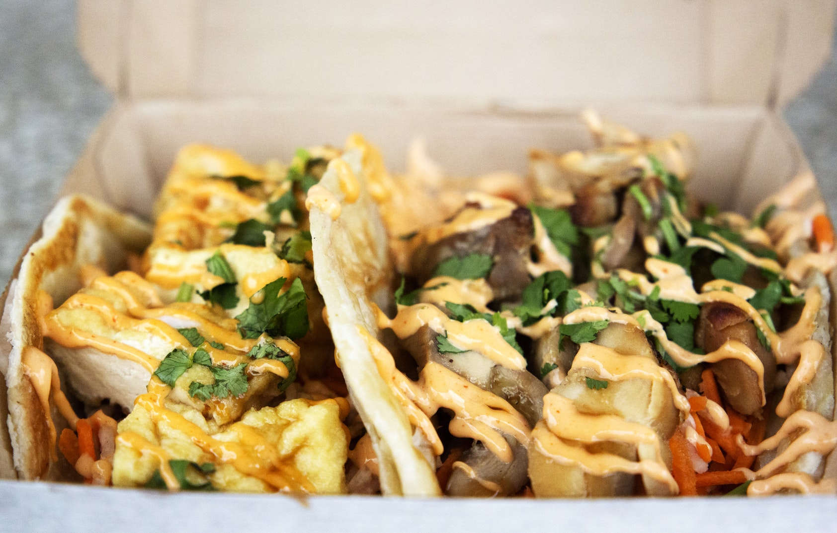 Tacos - Taco Oso