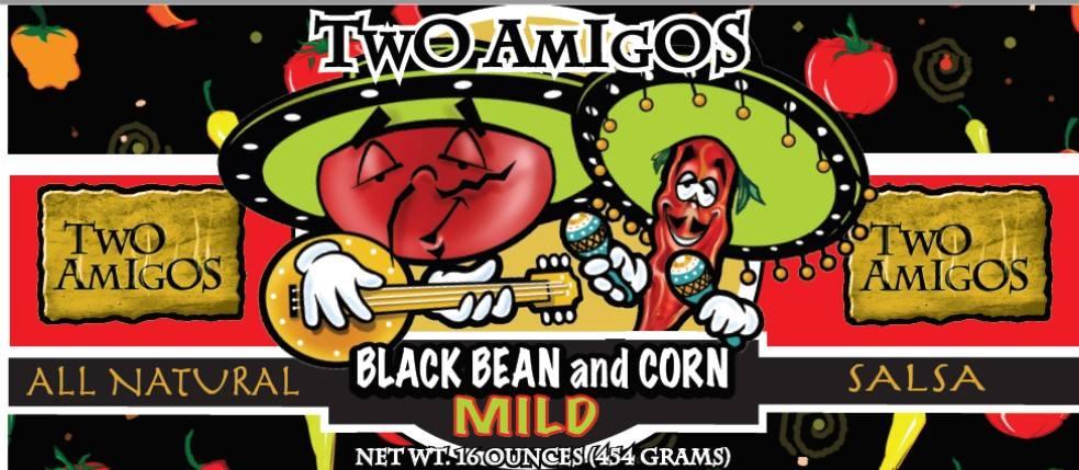 Salsa - Two Amigos Salsa