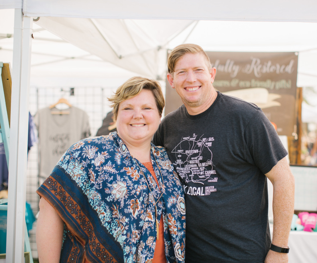 McHarper Manor - Learn more about how this husband & wife duo started their own business.
