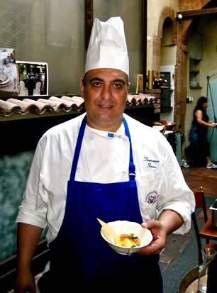 Chef Francesco Sacco