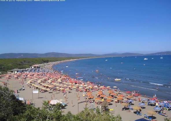 Feniglia Beach (Tuscany)