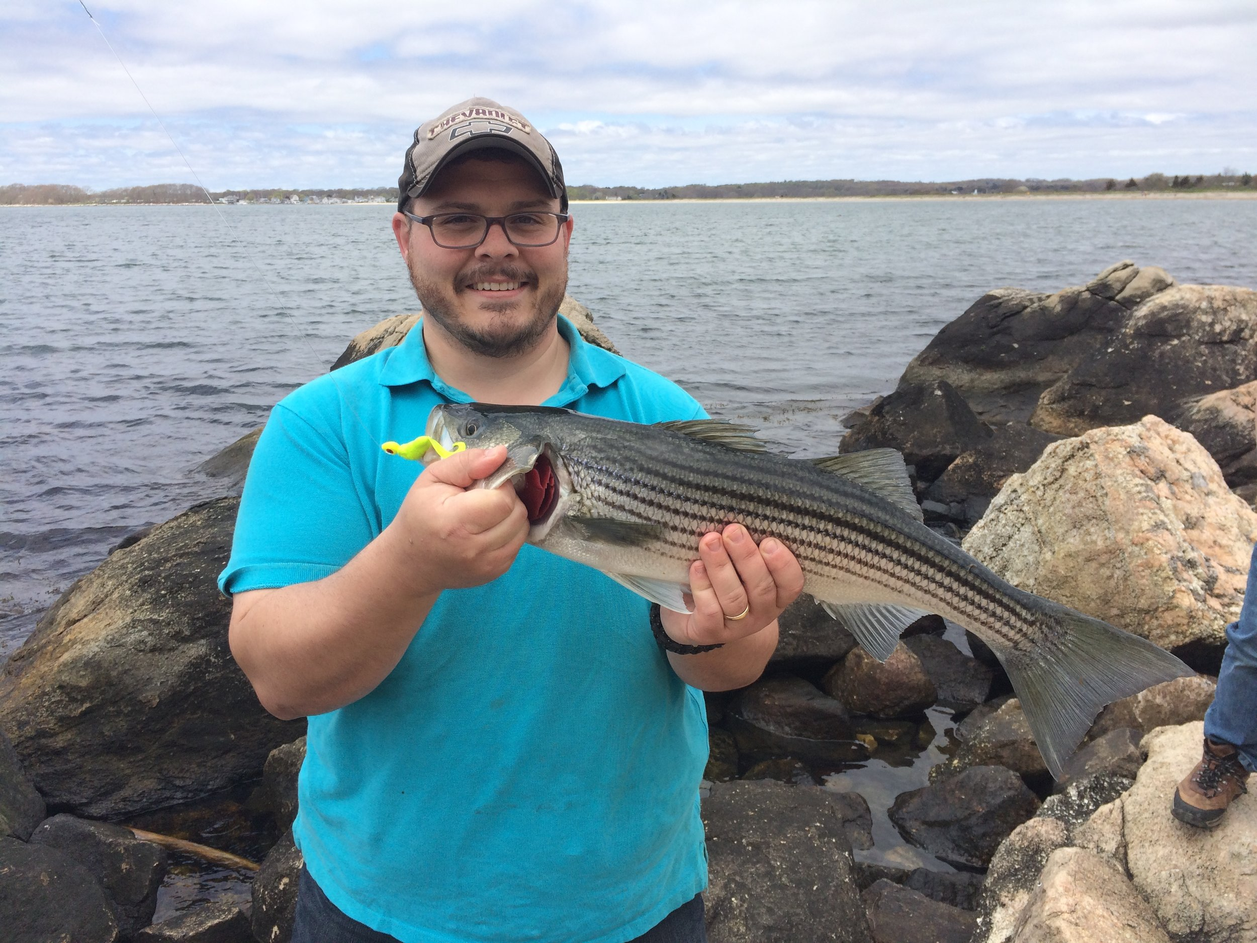 How to Fish for Striped Sea Bass - Skill-Collecting