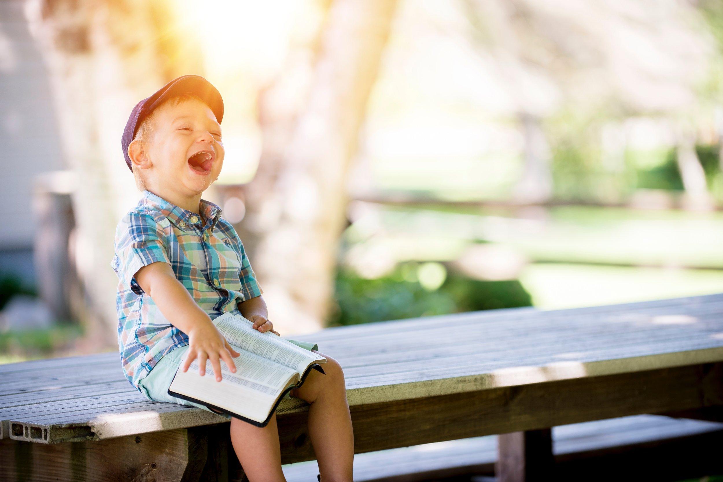 Dad-Joke Baptist Church - Lighten up! It's Ok to Laugh.