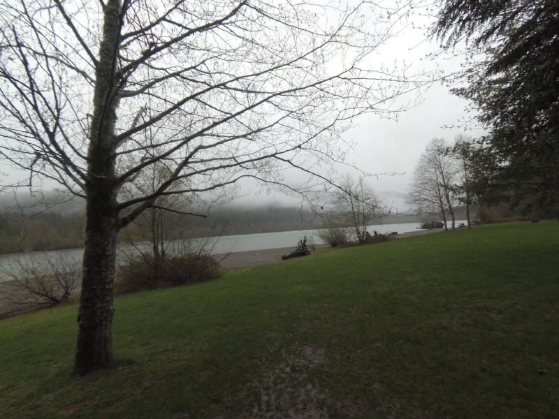 Look, a lake!