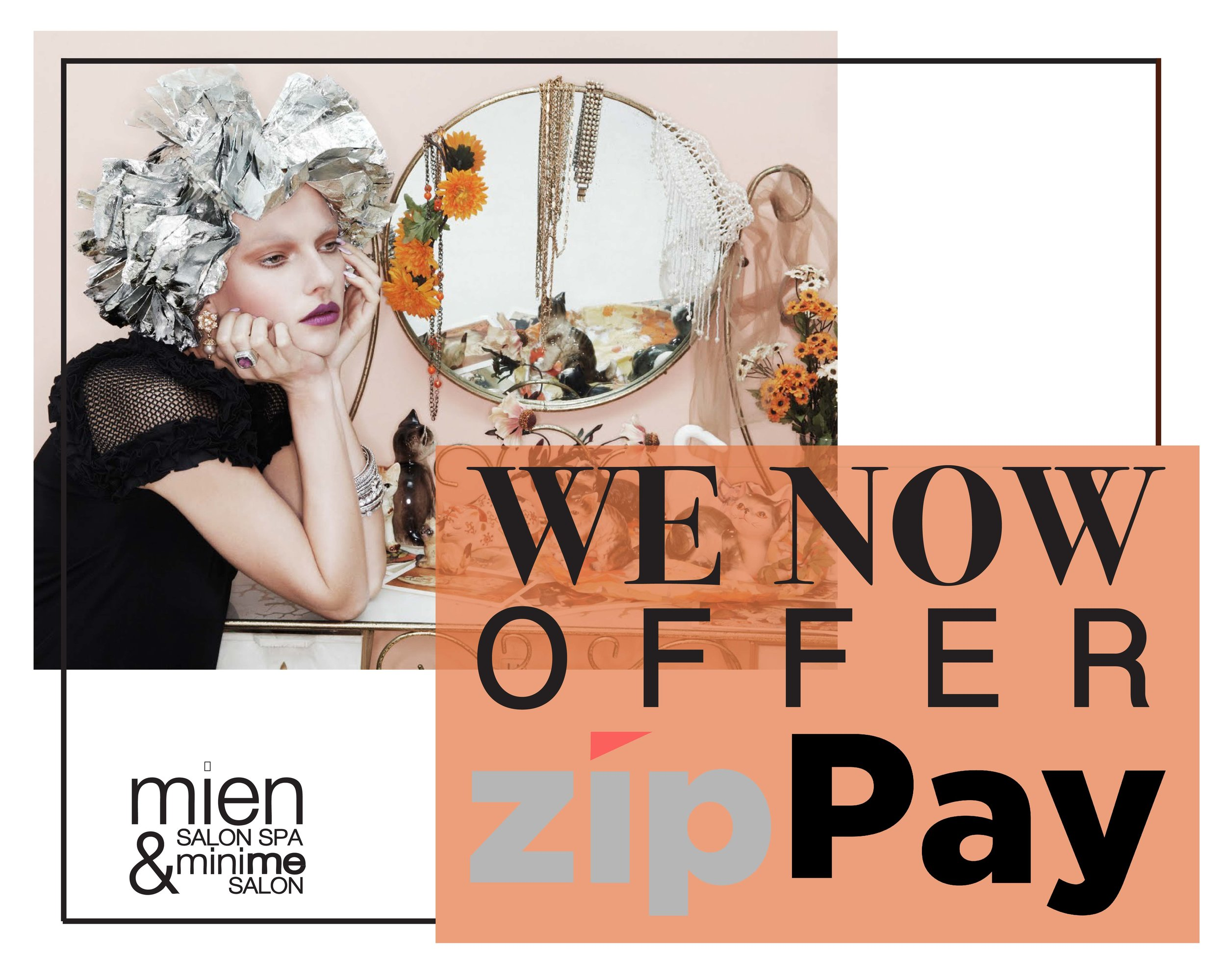 - Thanks to our flexible payment plans with finance partner,ZipPay, achieving your dream hair is made all the more affordable, with flexibility on repayments,safe and secure transactions and interest freepayment periods.*payments are available for all services