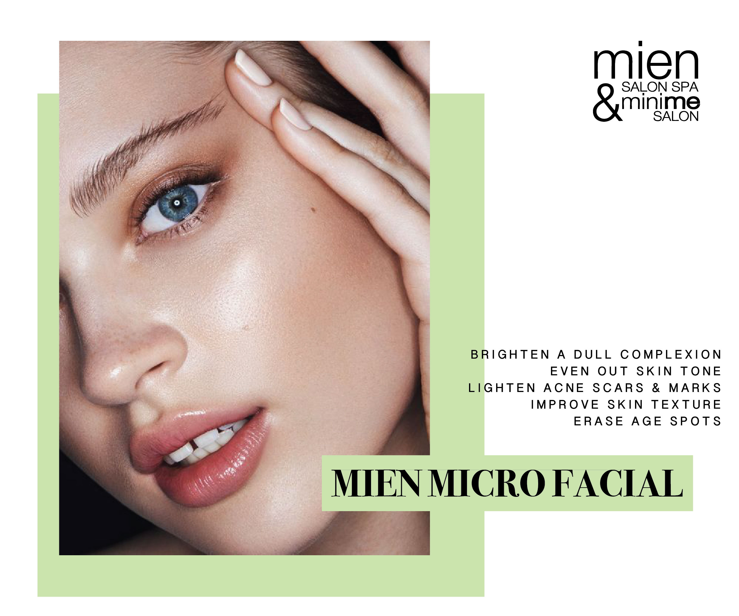 - Microdermabrasion is a deeply effective treatment for renewing a fresh, young-looking glow to your skin. It's one of the simplest and least disruptive skin treatments to have and is ideal even for people with sensitive skin.
