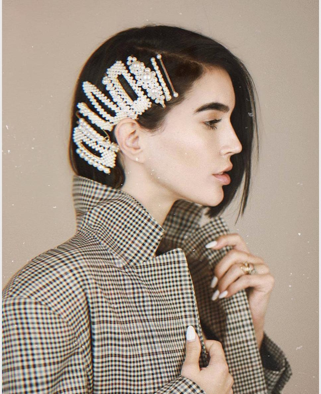 Styled by Justine Marjan