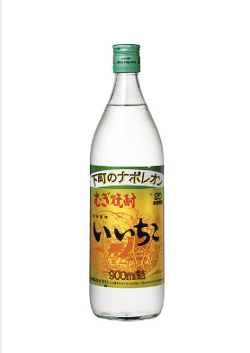 いいちこ - Iichiko Mugi Jōchū
