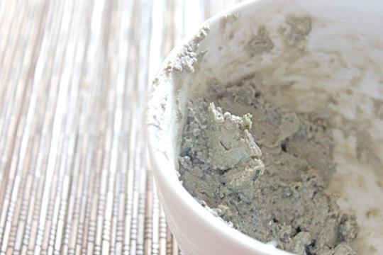 Purge your pores the healthy way -