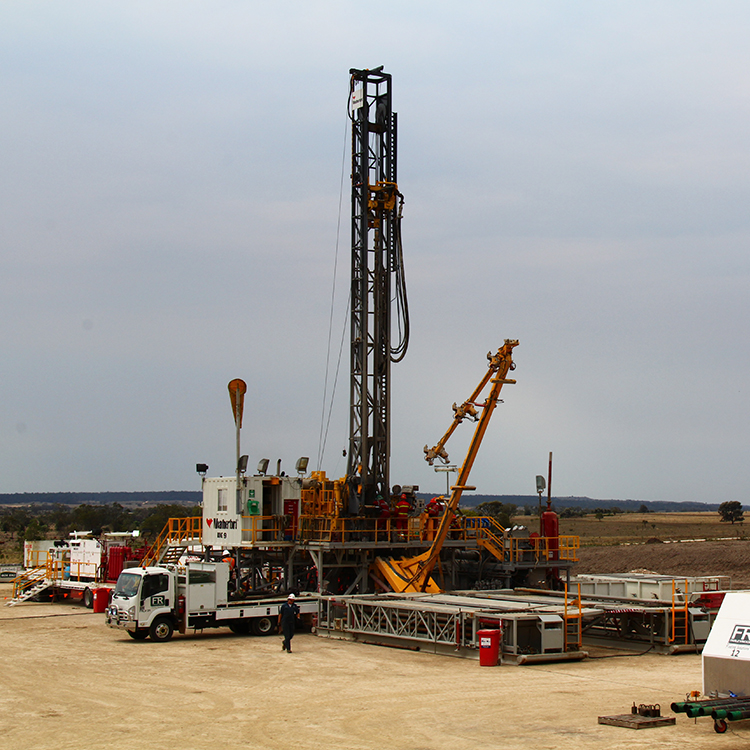 Drill Stem Testing Farley Riggs Conventional DST Australia
