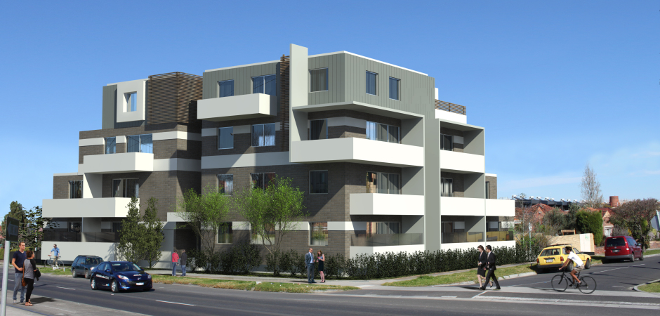St Georges Road, Northcote