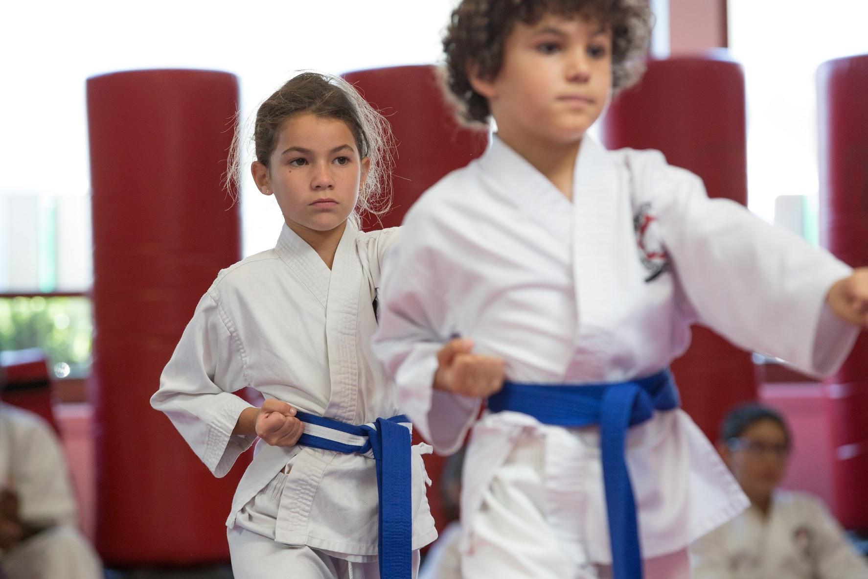 Kids Karate Little Girl (Good Angle).JPG