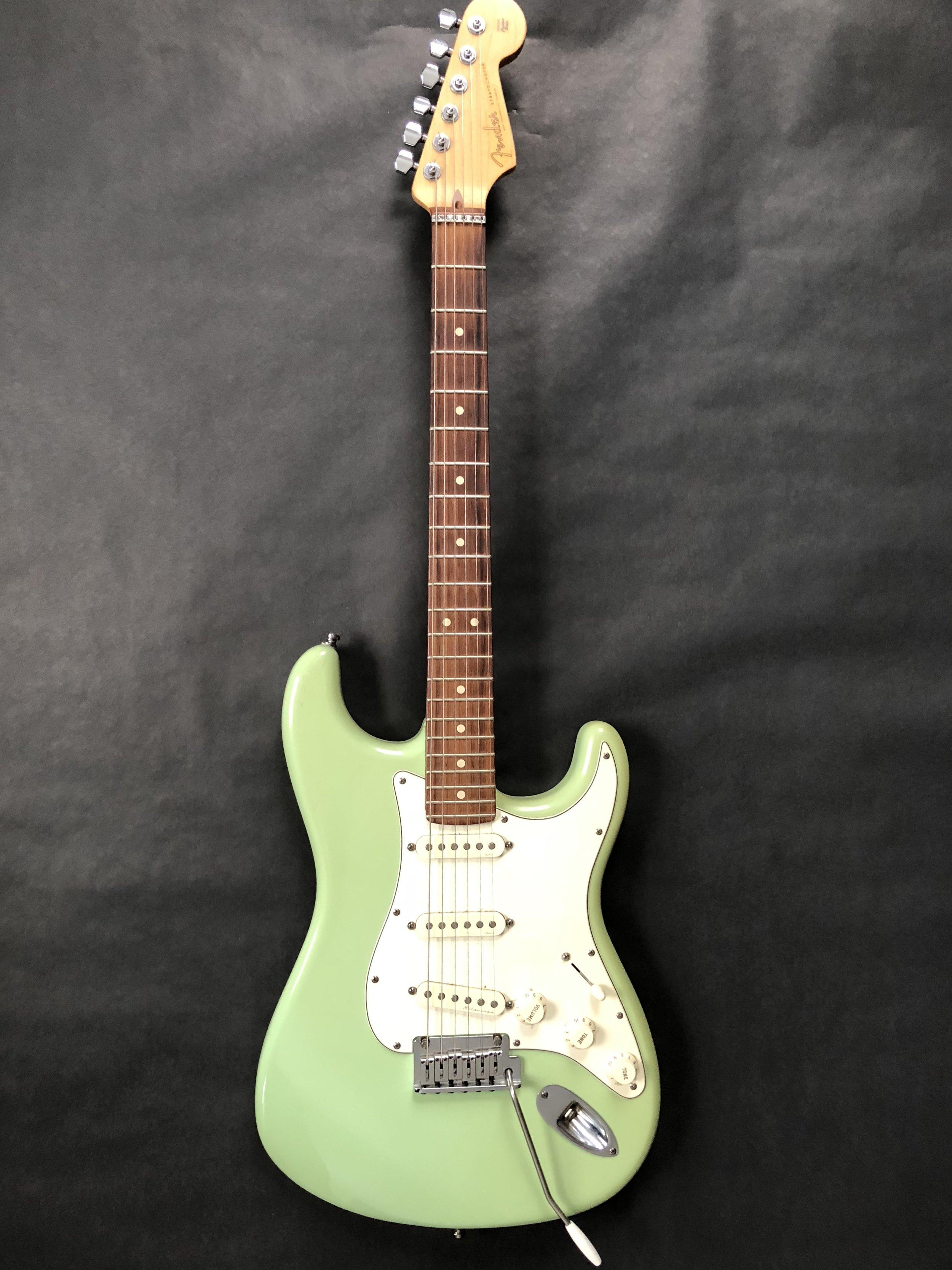 Fender Custom Shop Jeff Beck Signature Model