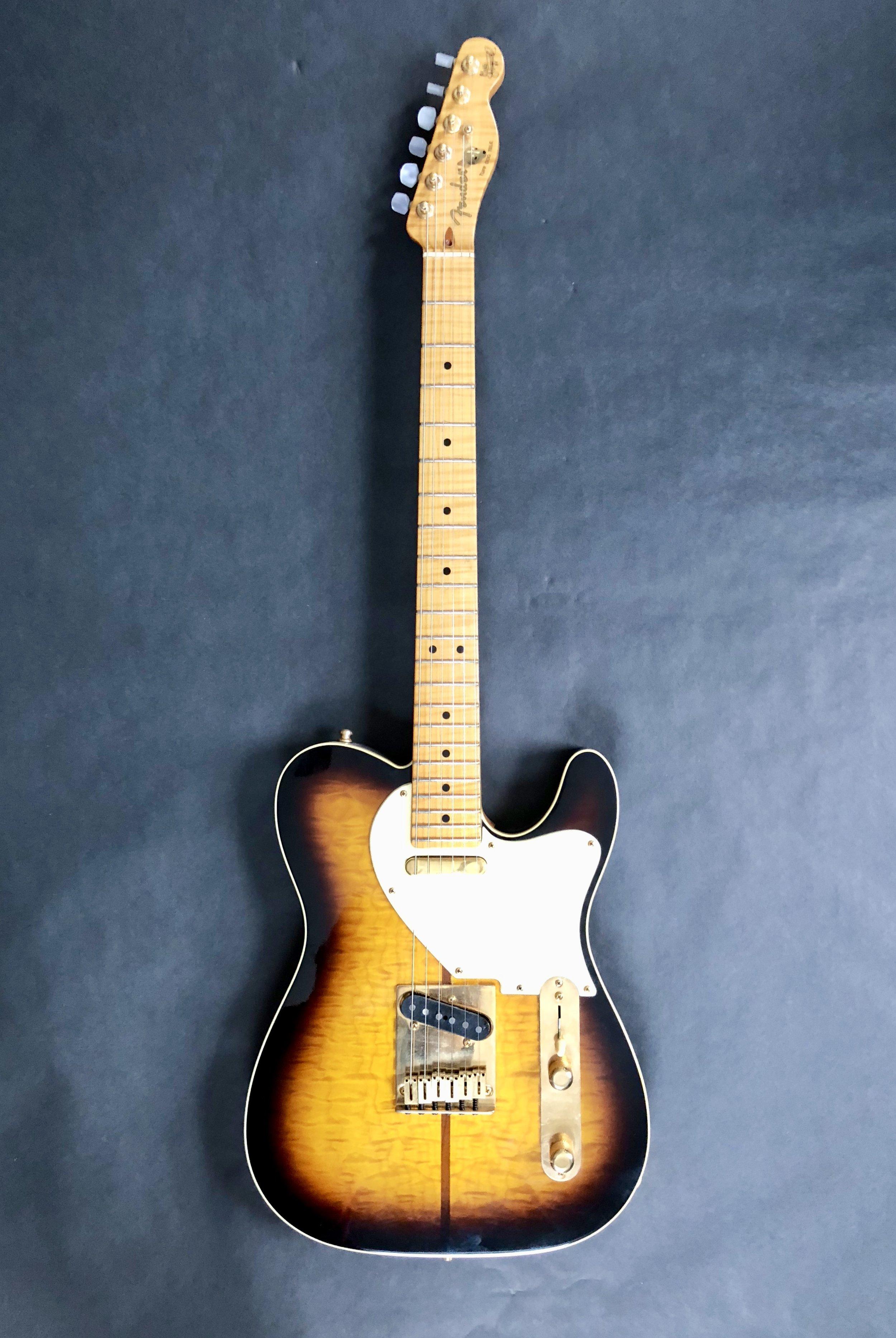 Fender Custom Shop Merle Haggard Tuff Dog Signature Telecaster