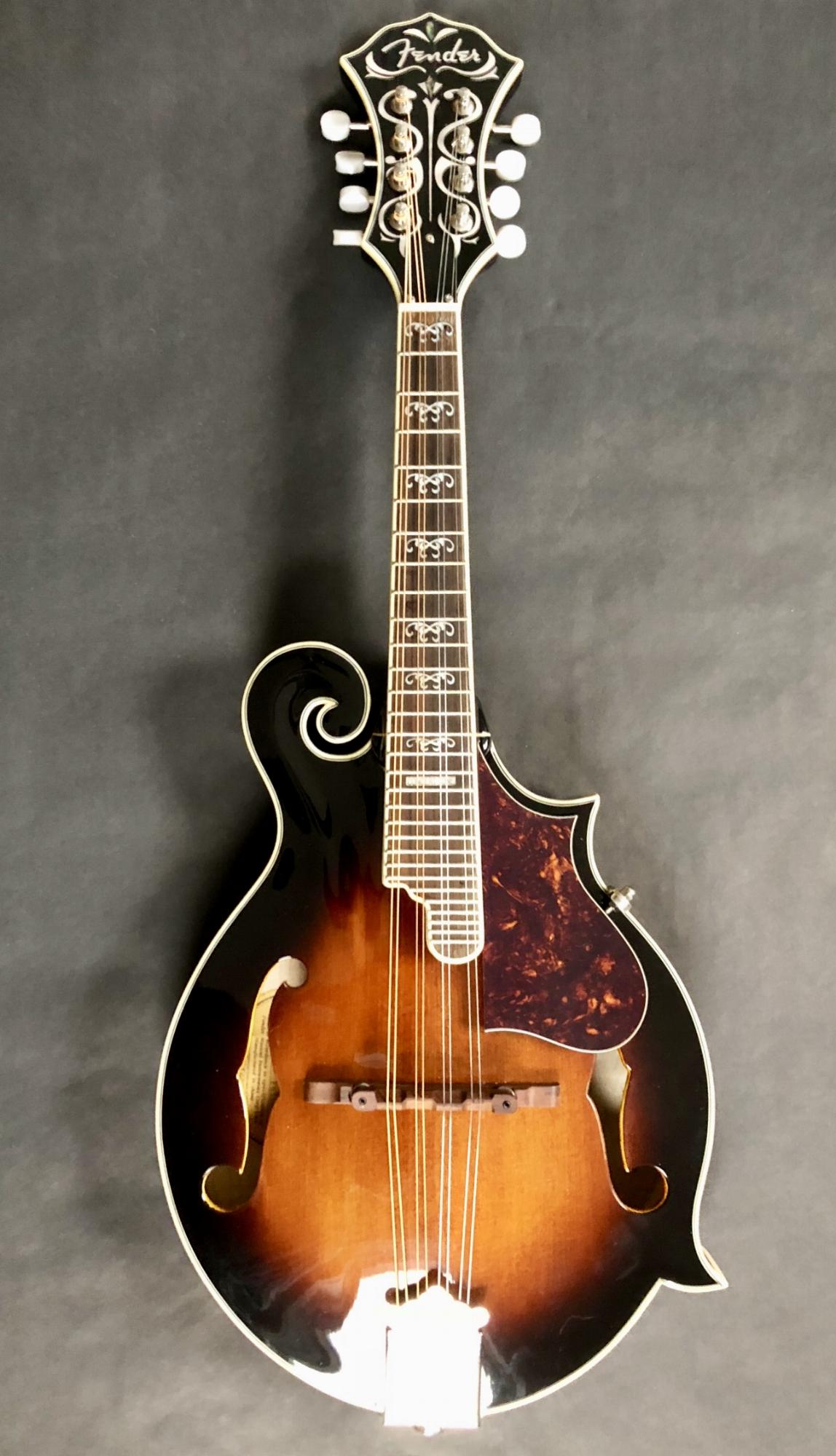 Fender 63S F-Style Concert Tone Mandolin