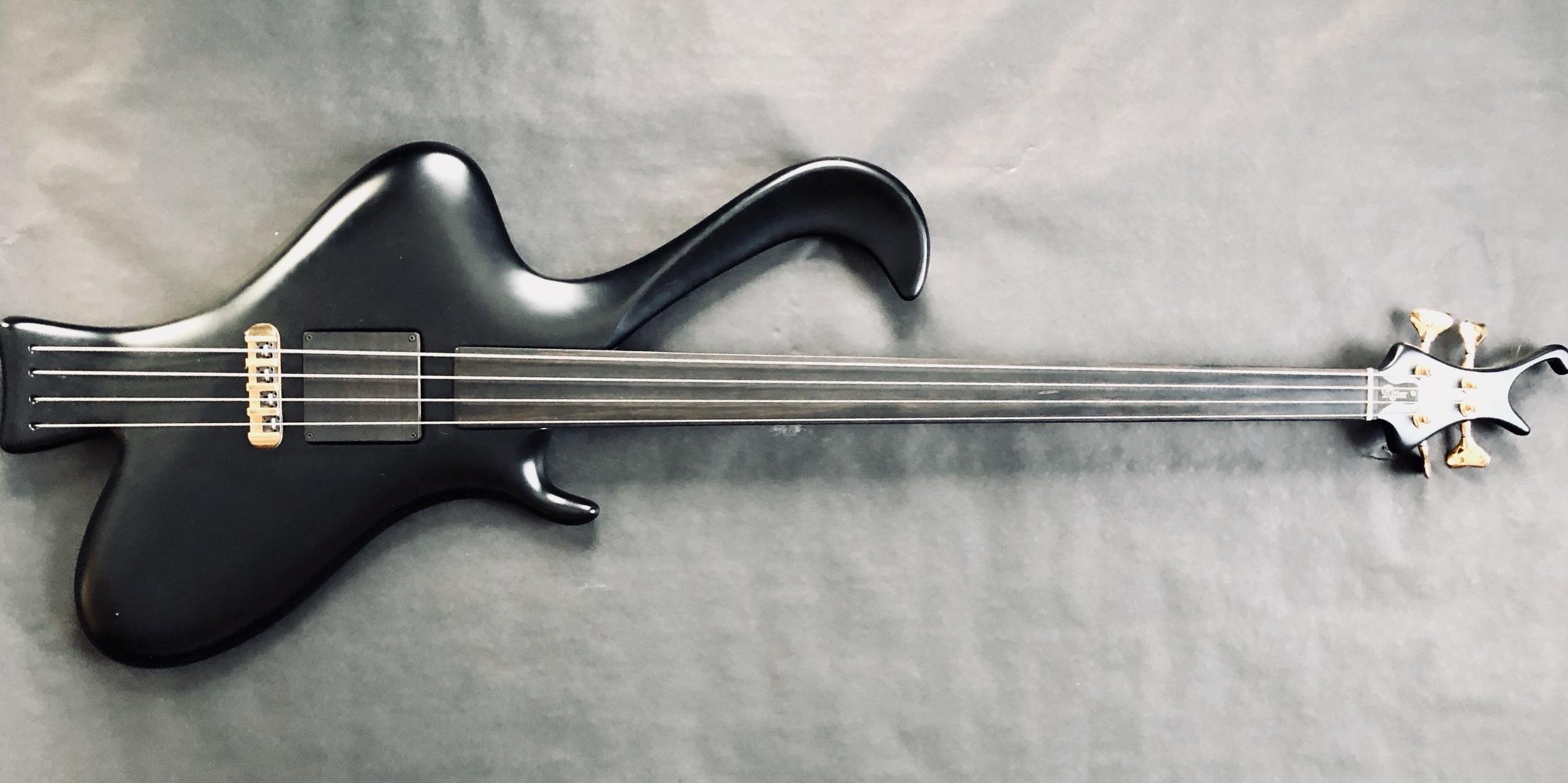 Jens Ritter Jupiter Fretless Bass
