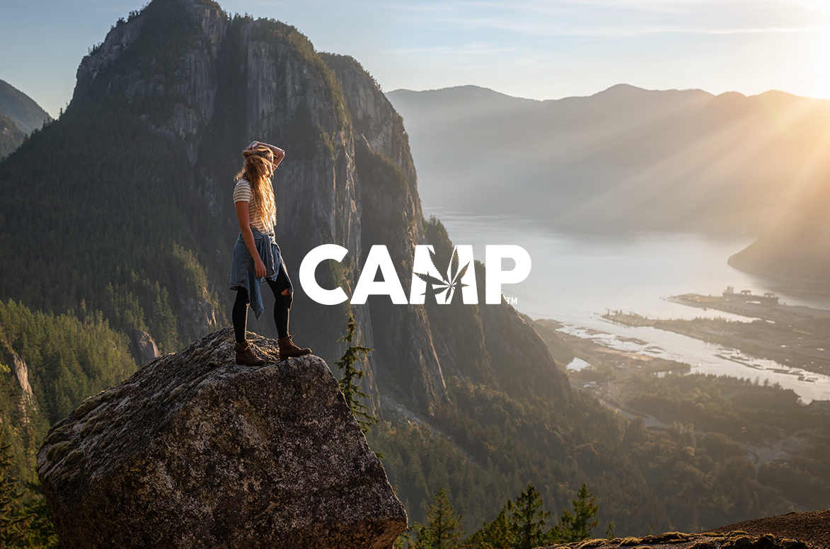 CAMP™  Brand Development & Packaging