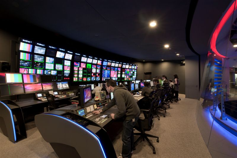 Pheonix News - Control Room