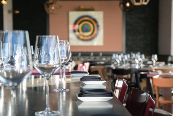 Three courses, three wine pairings, $40/person! Do we have your attention yet!? This absolutely killer deal is happening tomorrow, Tuesday May 29th, at the Vin Room in Mission. The food, the wine, the gorgeous dining rooms, everything about this venue makes this an experience you do not want to miss! • Event link in bio! • 📸: @vinroomyyc