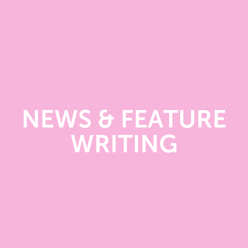 News Writing Perth