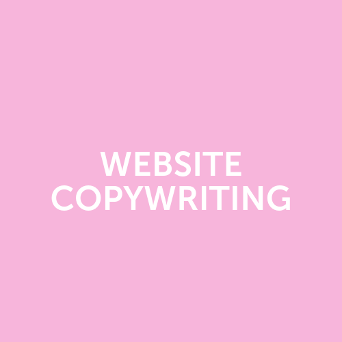 Website Copywriting