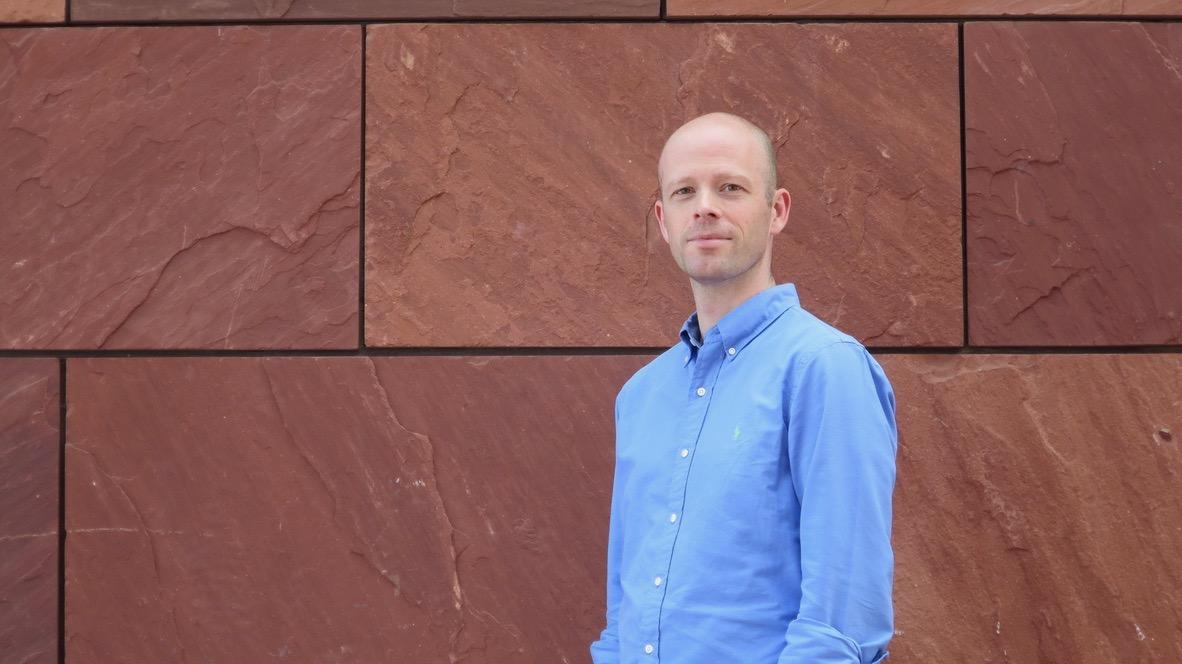 Frederik Van Outryve, Sales Director