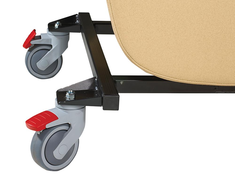 OSKA® Pressure Care Seating_OSKA Vertex Pressure Care Seating_Easy to manoeuvre