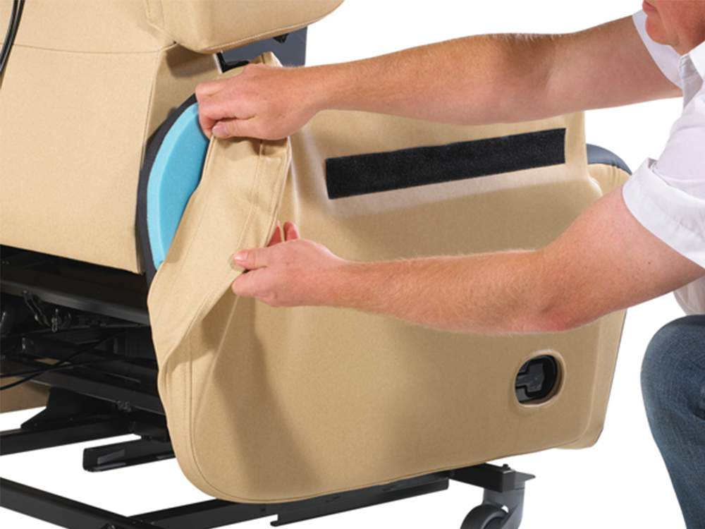 OSKA® Pressure Care Seating_OSKA Vertex Pressure Care Seating_Easy to clean