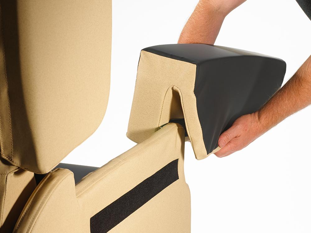 OSKA® Pressure Care Seating_OSKA Vertex Pressure Care Seating_Fully adjustable