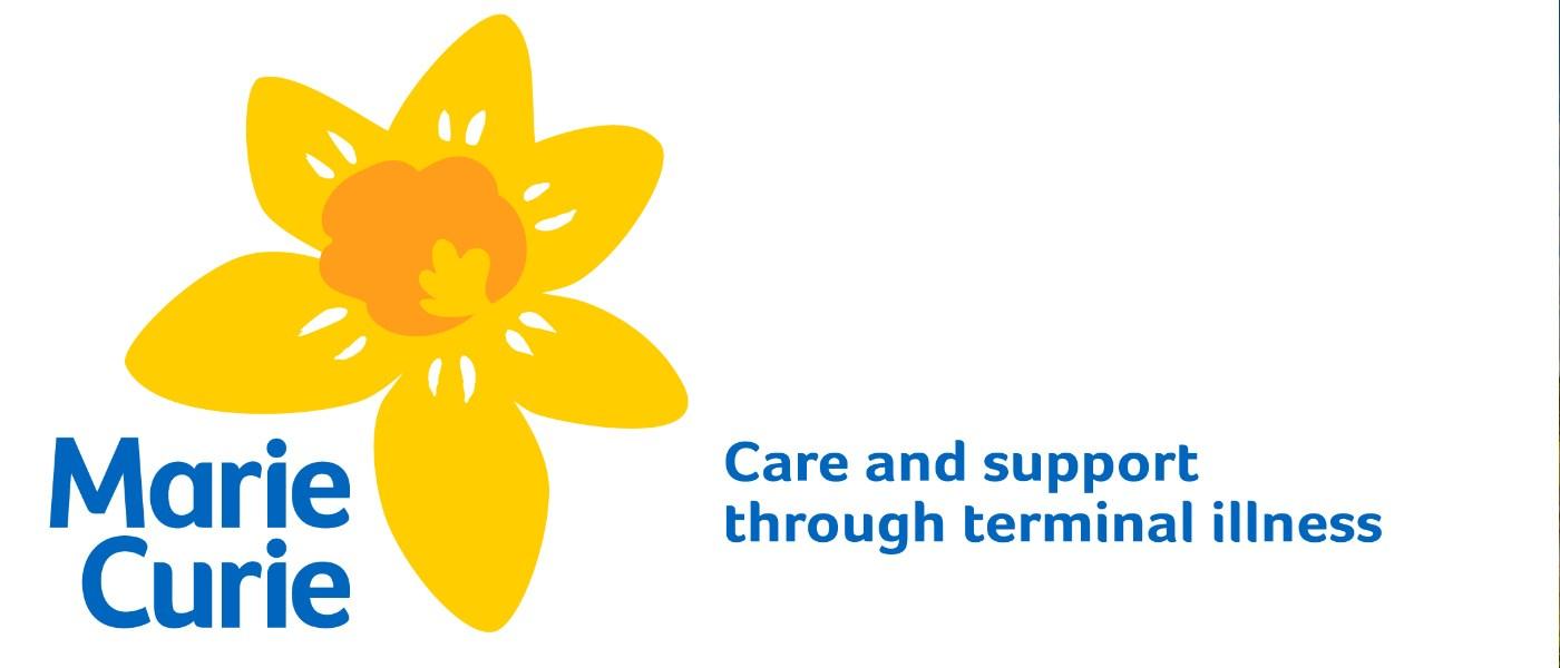 OSKA® Pressure Care Experts _ Marie Curie Logo Testimonial