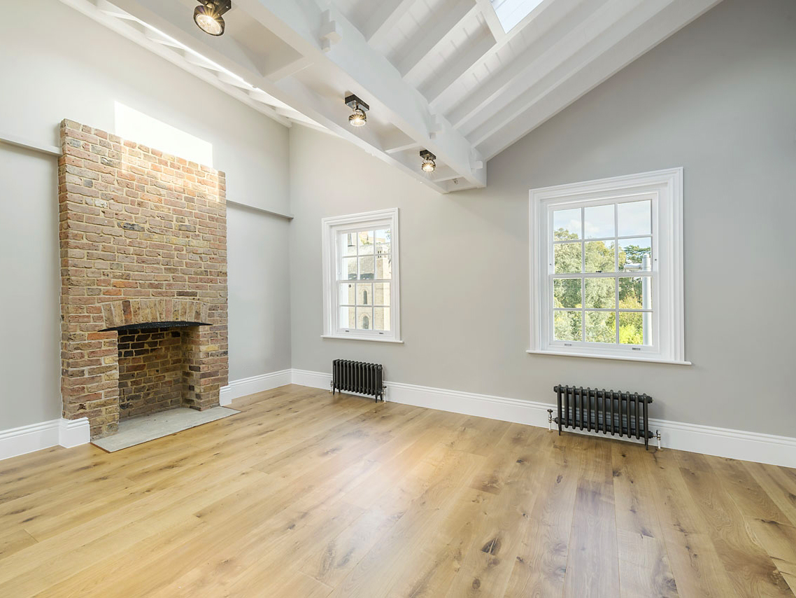 348 Fulham Road, SW10 - 2012 to 2013A completely refurbished freehold four floor Victorian building arranged of approximately 3,000 sq. ft. with a substantial extension to create two self-contained flats, a ground floor retail unit and office.